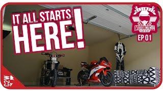 Ultimate Motorcycle Garage Series