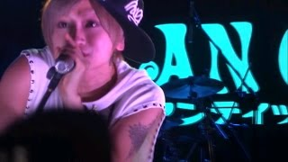[HD Fancam] 01. Intro & Kakusei Heroism - An Cafe @ Anime Friends 2014 - show completo