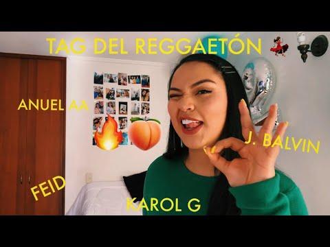TAG DEL REGGAETÓN🔥🍑 - Danna García