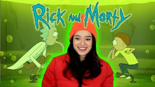 "Mary Cherry Reacts to Rick & Morty Season 4 Episode 8 ""The Vat of Acid"" + Review"