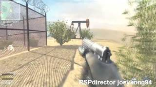 MW3 Glitches on Dome - Out Of Dome Spec Ops SOLO