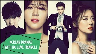 Video Korean Dramas (without) Love Triangle? download MP3, 3GP, MP4, WEBM, AVI, FLV Oktober 2018