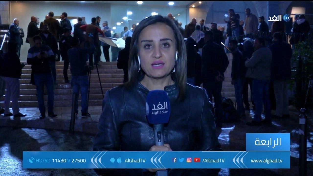 مراسلة الغد: وقفة احتجاجية في عمان ضد العدوان الإسرائيلي على غزة
