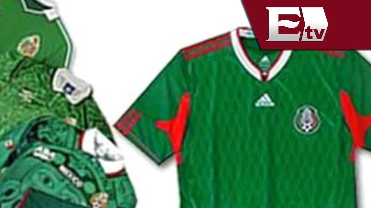 90be85d80887f Playeras mundialistas de la Selección Mexicana   Adrenalina desde la ...