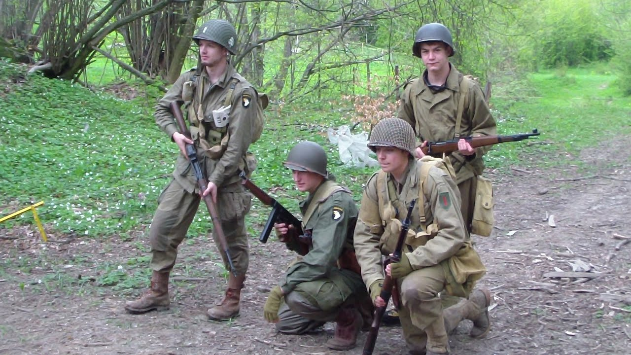 Airsoft Reportage Wwii