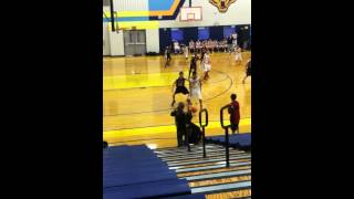 Buzzer beater (mark barrow)