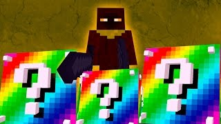 Minecraft: LUCKY BLOCKS RAINBOW | UNDEAD DEMON | Desafío de la Suerte Especial - #63