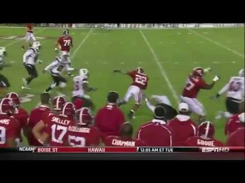 Sports Science: Mark Ingram