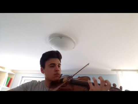 Filip Đorđević - Vivaldi, summer, 3rd movement