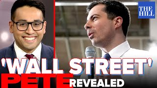 Saagar Enjeti: 'Wall Street' Pete's sheer emptiness revealed day before New Hampshire primary