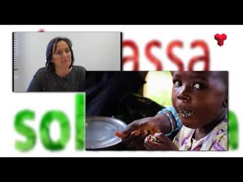 Terrassa Solidària World Visión Ghana dijous 05-04-2018 de Canal Terrassa