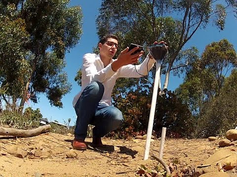 Teen's invention makes water out of thin air
