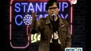 Stand Up Comedy Metro Tv 16 Agustus 2012 Battle Of Comic 3