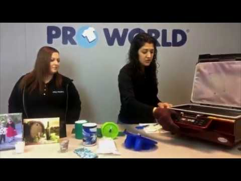 Facebook Live 2/9/18: Getting To Know Your 3D Vacuum Heat Press!