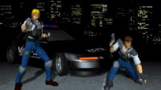 Virtua Cop: Elite Edition (PS2) Playthrough - NintendoComplete