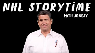 NHL Storytime: Keith Jones thought he was dying in trade | NBC Sports