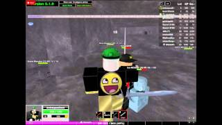 fighting roblox monsters