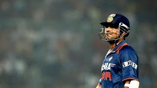 Sachin Tendulkar - Best ODI batting performance  | ESPNcricinfo awards 2009