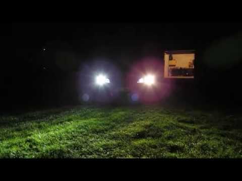 Lunex H1 H7 Led Headlight Bulbs Philips