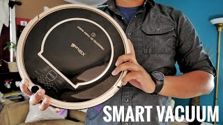 Xshuai T370 Robotic Vacuum Review | Cool Tech