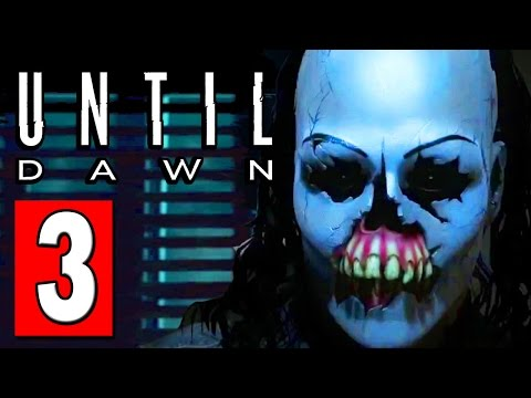 Until Dawn Walkthrough Part 3  Chapter LOYALTY SAVE ASHLEY /