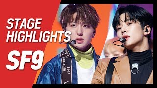 [COMEBACK STAGE D-2] '에스에프나인(SF9)' STAGE HIGHLIGHTS