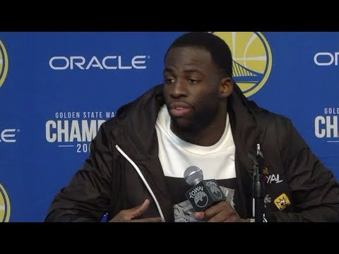 Draymond Green makes statement about Michigan State, amid MSU's sexual misconduct allegations | ESPN