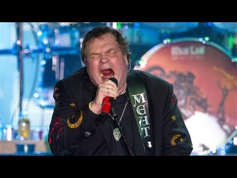 Singer Meat Loaf Collapses on Stage