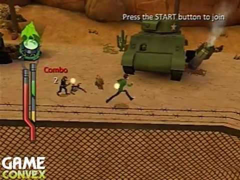 Ben 10: Alien Force - PS2 - 3 - Bombs away