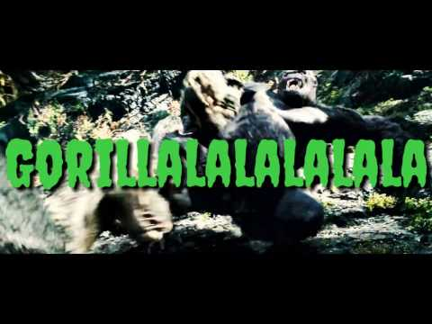 Will Sparks & Tyron Hapi feat. Luciana – Gorilla | Lyric Video