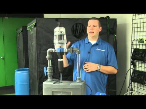 Dosatron Water Powered Doser offered by Sunlight Supply, Inc.