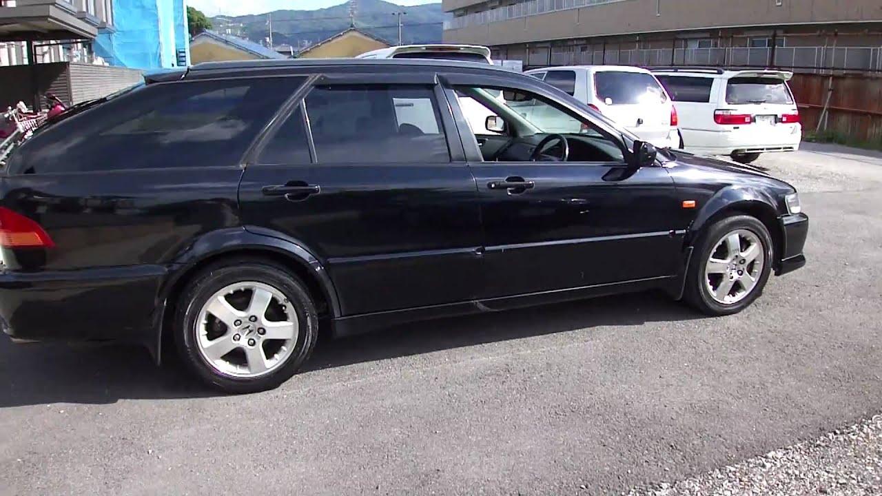 Honda Accord Wagon Sir Vtec H23a 200ps For Sale Japan