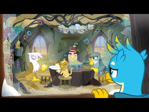 What Griffons do instead of Hearth's Warming - The Hearth's Warming Club