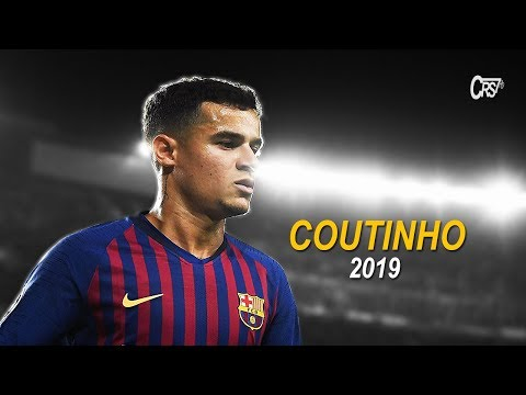 Philippe Coutinho 2019 ● Magic Skills & Goals 2018/19
