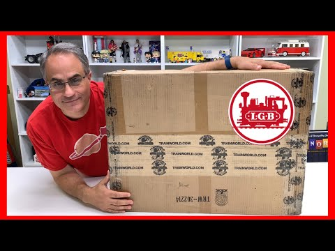 SO EXCITED ABOUT THIS! LGB Building Block Train Set – Fits LEGO!