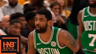 Boston Celtics vs Indiana Pacers - Game 4 - 1st Half Highlights | April 21, 2019 NBA Playoffs
