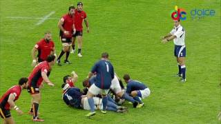 #WRNC16 HIGHLIGHTS Namibia - Spania 34-32