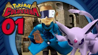 Pokémon Colosseum - Episode 1 | Cowboys and Pokémon!