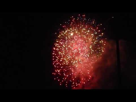 Summer Jam 2014 Fireworks (Glens Falls, NY)