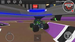 Roblox Monster Jam Commentary #189 (Monster Jam Gaming)