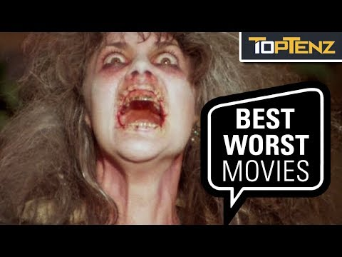 Top 10 Terrible and Bizarre Cult Classics