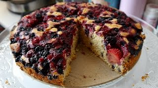 Самое вкусное тесто / Ягодный пирог!