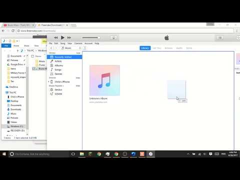 How To Get Music For Free On Your PC/iPhone [Updated]