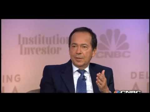 Rare Hedge Fund Manager John Paulson Full Interview - Delive