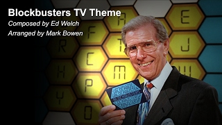 Blockbusters TV Theme - Piano Solo