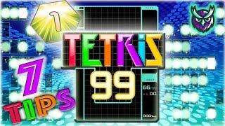 Tetris 99 - 7 Tips To Win Tetris Battle Royale On Switch