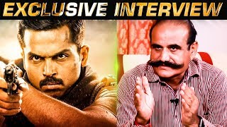 Theeran - Real Bawaria Gang as brutal as in film? - Jangid IPS Reveals MT 101