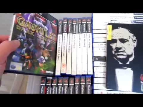 Download My PS2 Video Game Collection (Almost 300 Games!)