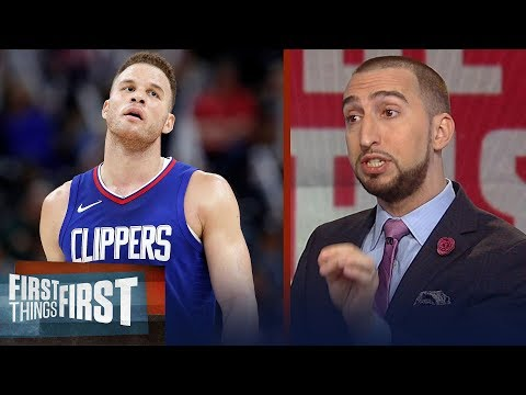 Nick Wright reveals why Stan Van Gundy traded to get Blake Griffin to Pistons  FIRST THINGS FIRST