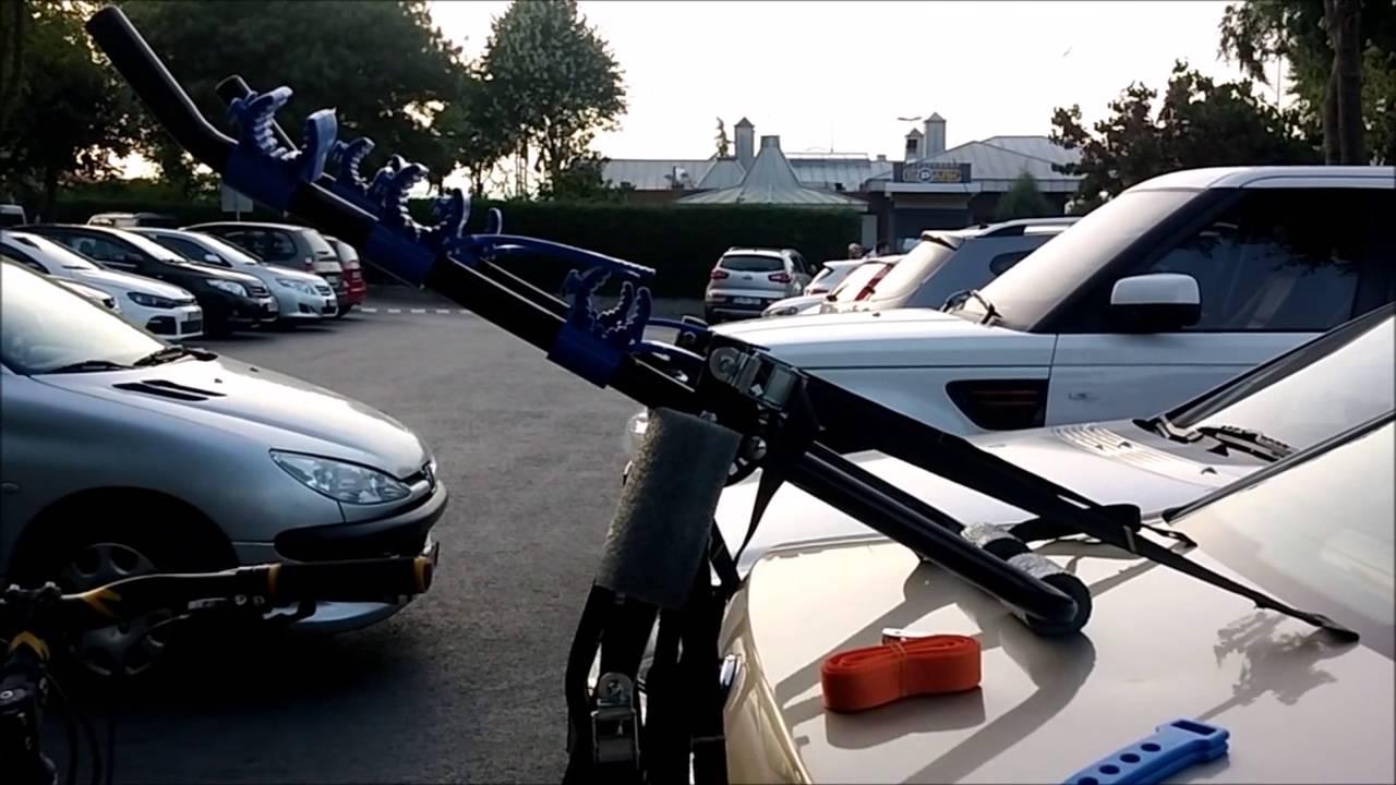Acs Bisiklet Tasiyici Montaji Acs Bicycle Rack Montage Youtube